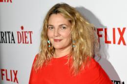 L'attrice Drew Barrymore alla première di Santa Clarita Diet