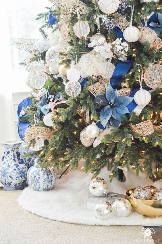 Albero di Natale raffinato