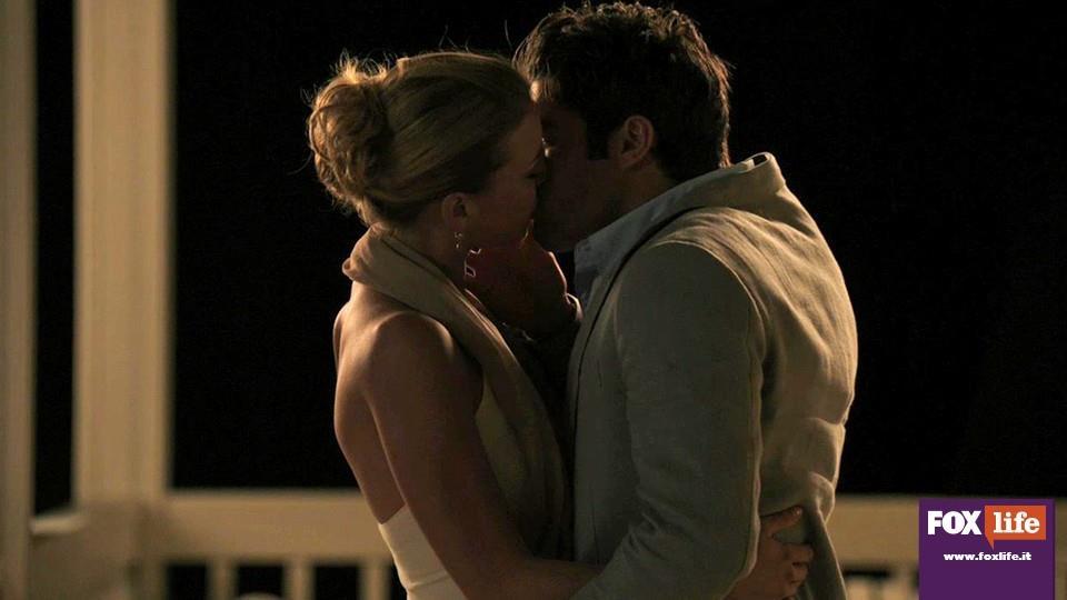 Tornare solo per dare il primo bacio? Daniel lo ha fatto, eccome!