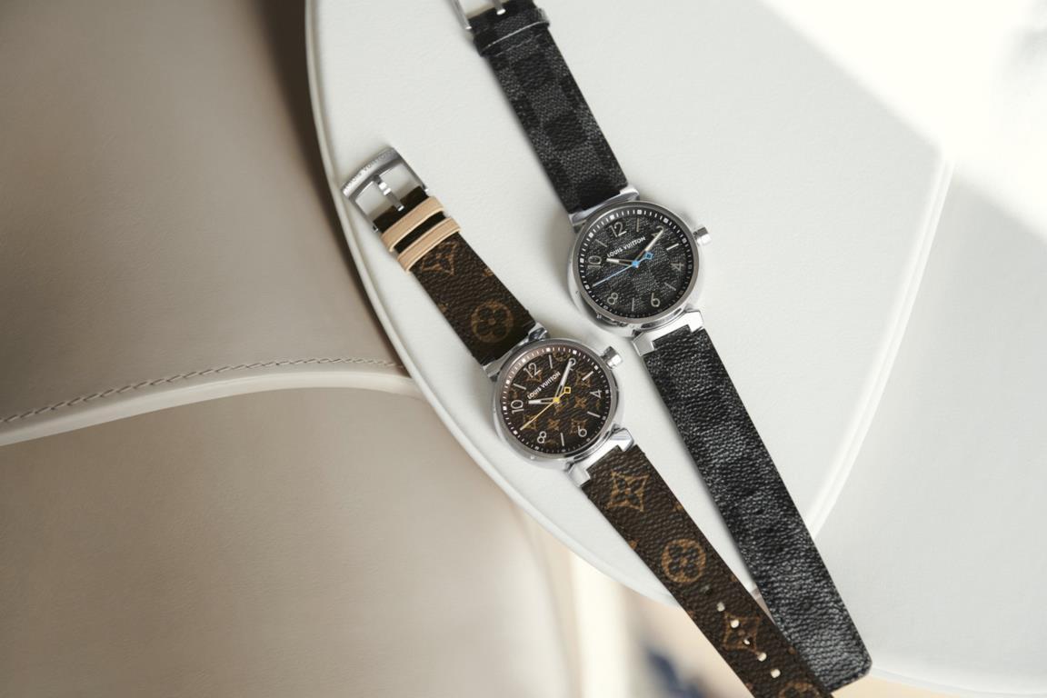 Gli orologi Monogram LV