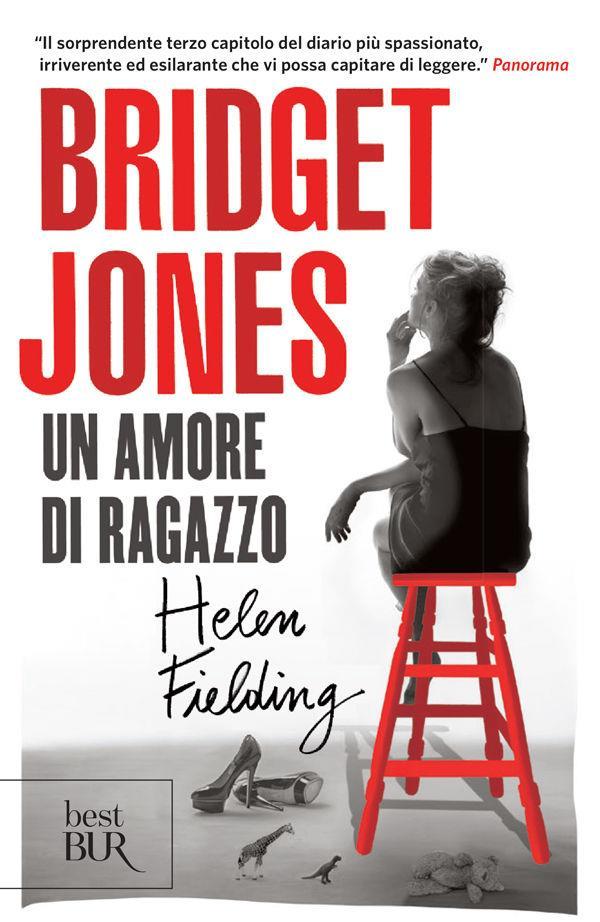 Il romanzo Bridget Jones - Un Amore di Ragazzo
