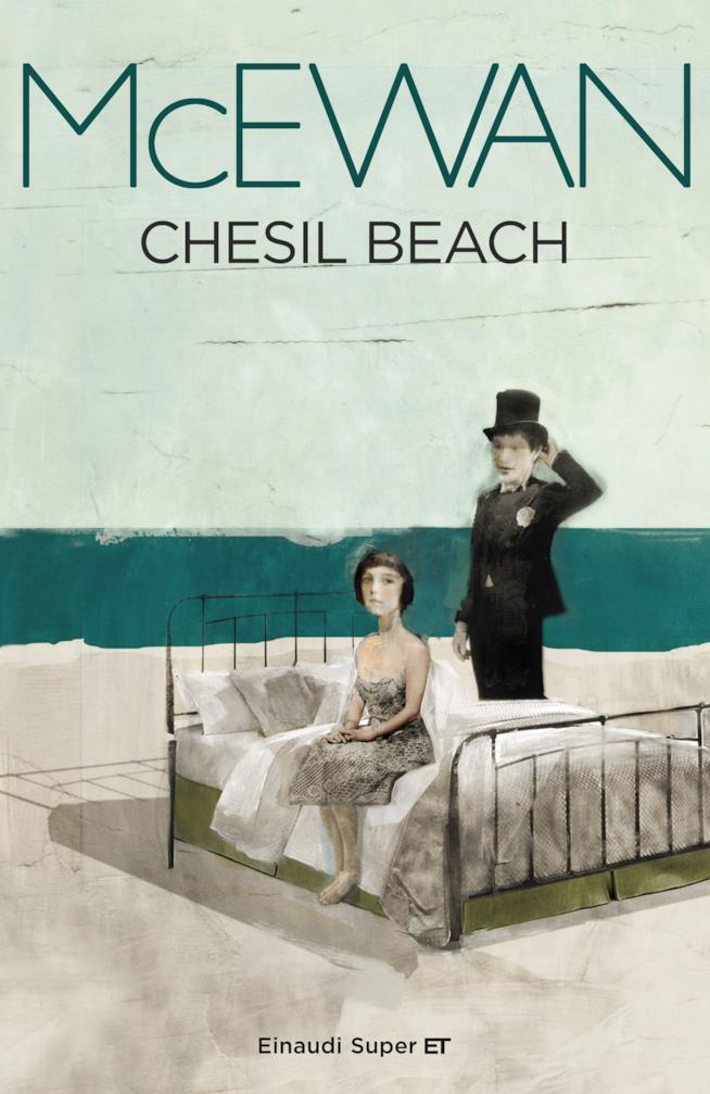La copertina del libro Chesil Beach