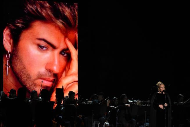 Uno degli ultimi tributi a George Michael