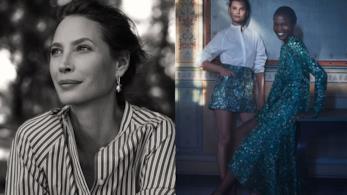 La supermodella nella campagna Conscious Exclusive