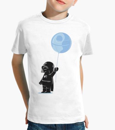 T-shirt Baby Darth Vader