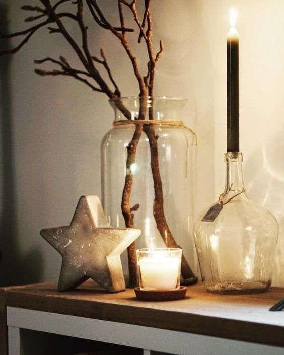 Decorazioni di Natale per una casa piccola