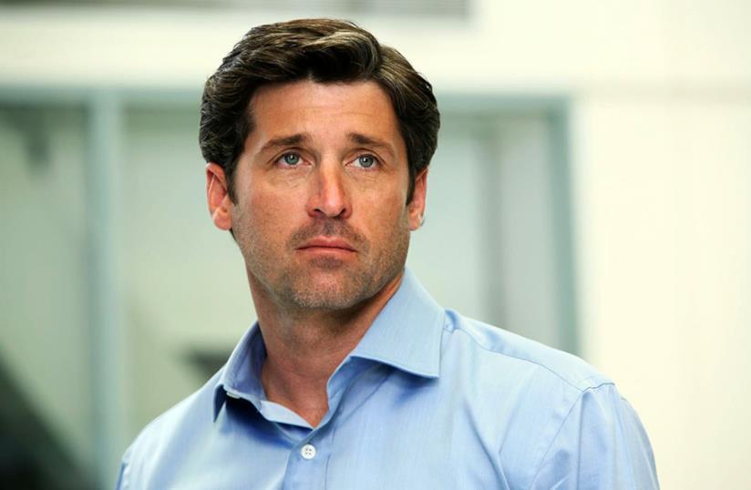 Derek, che rivedremo nell'episodio di Grey's Anatomy 13