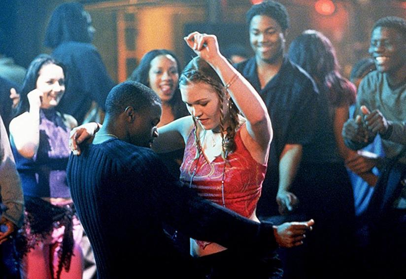 Julia Stiles e Sean Patrick Thomas nel film Save the last dance