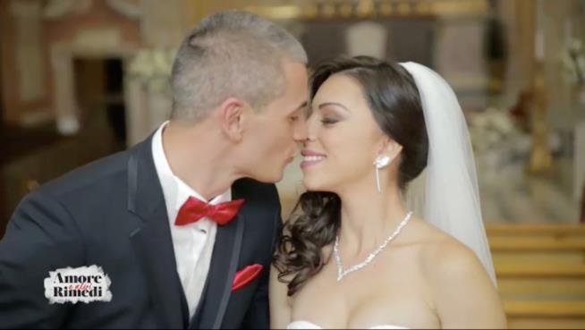 Marjara e Valerio, protagonisti della terza puntata di Amore e altri rimedi