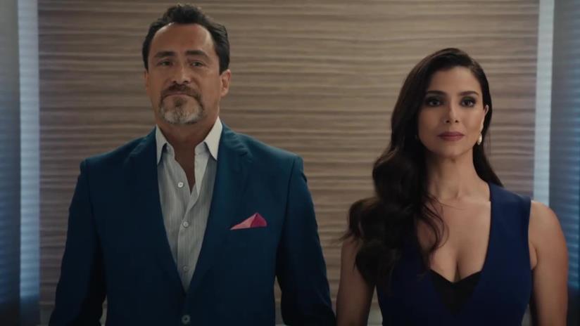 Grand Hotel: un'immagine dalla serie