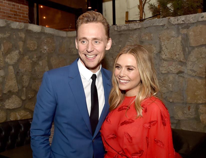 Tom Hiddleston ed Elizabeth Olsen