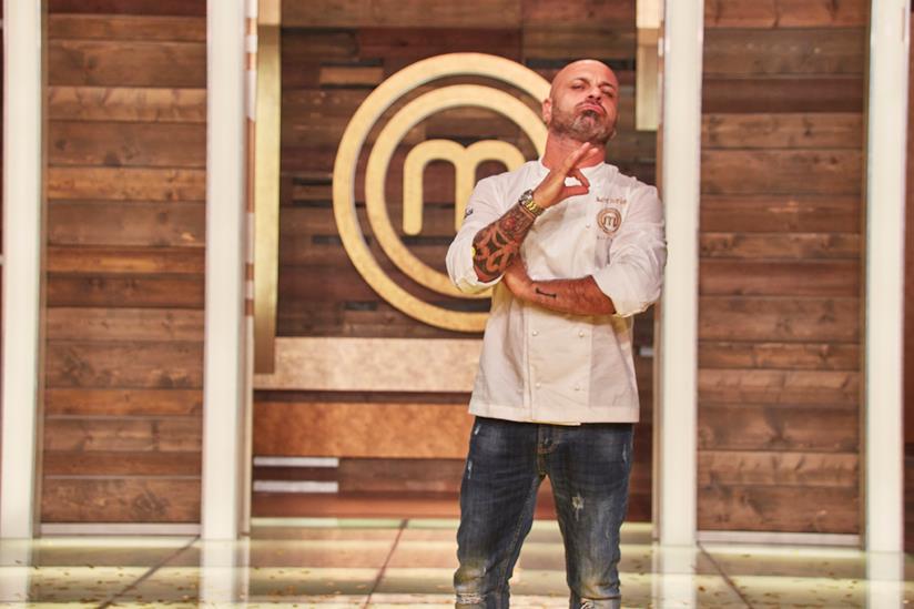 Michele Cannistraro vince MasterChef All Stars