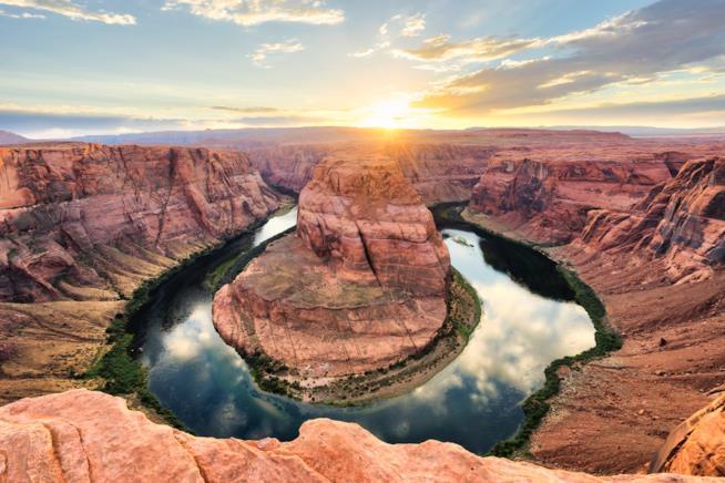 mete più rilassanti del mondo: Gran Canyon, USA
