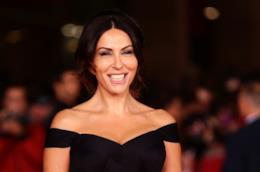 Sabrina Ferilli sul red carpet del Festival di Roma