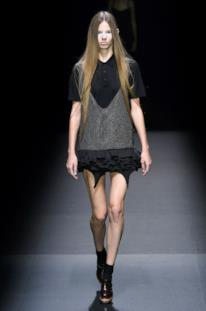 Sfilata VERA WANG Collezione Donna Primavera Estate 2020 New York - ISI_1838