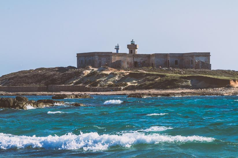 Spiaggia di Isola delle Correnti