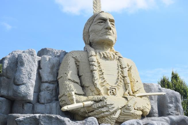 Legoland Billund e il villaggio indiano