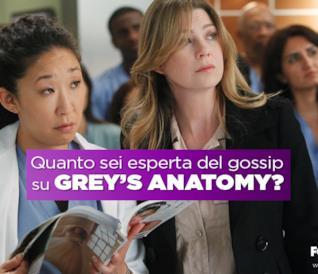 Quanto sei esperta del gossip su Grey's Anatomy?