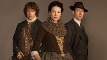 I protagonisti di Outlander