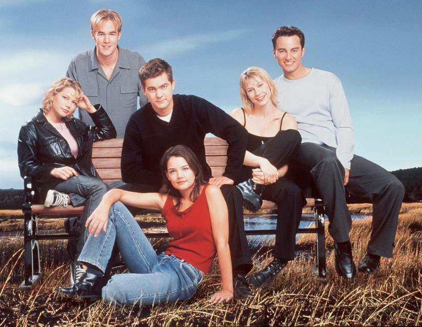 Il cast di Dawson's Creek