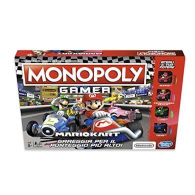 Hasbro Monopoly Mario Kart