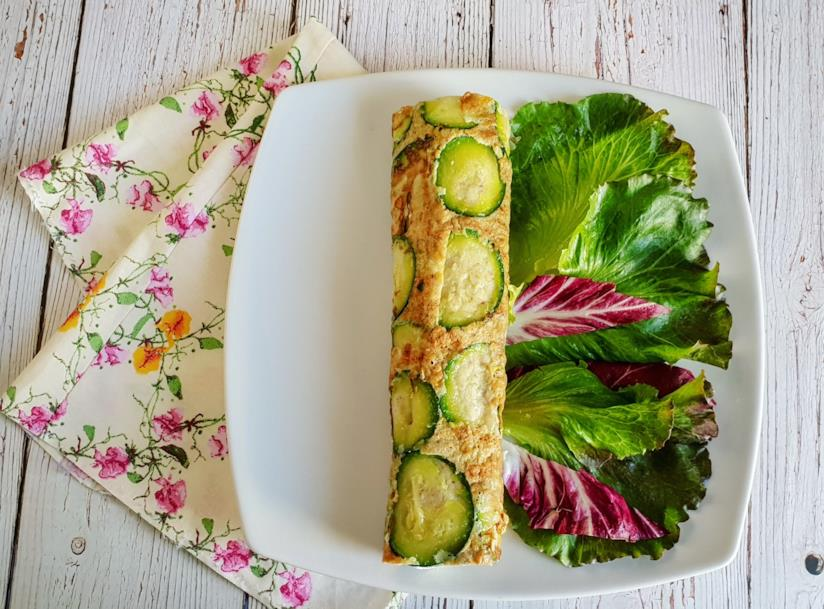 Antipasto con verdura