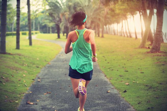 Dimagrire con la corsa programma di allenamento