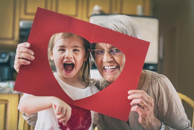 10 regole per essere dei buoni nonni