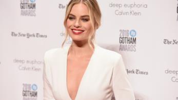 Margot Robbie alla serata dei Gotham Awards 2016