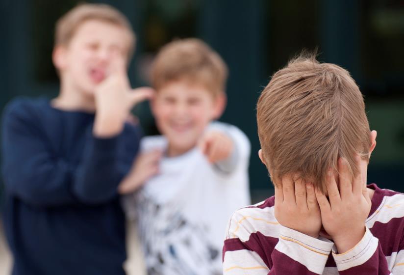 Ansia da scuola: bambino vittima di bullismo
