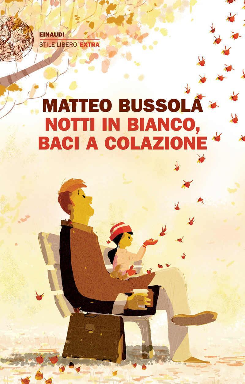 Copertina del romanzo di Matteo Bussola