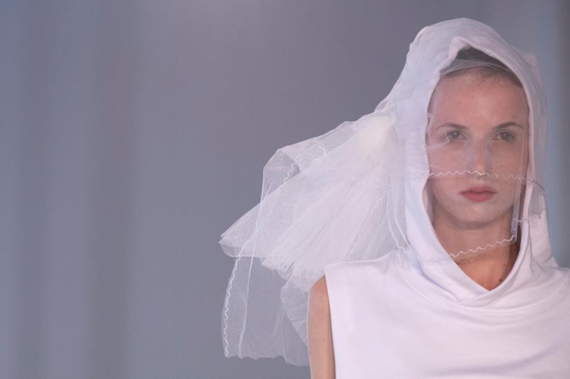 Capelli sposa con velo