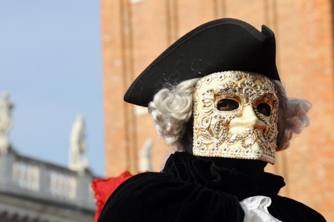 Carnevale veneziano: maschera per lui