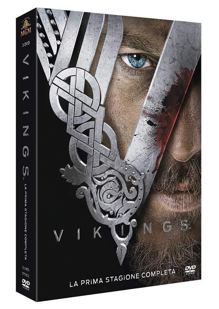 Cofanetto DVD di Vikings - Stagione 1