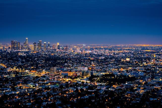 L.A. di notte