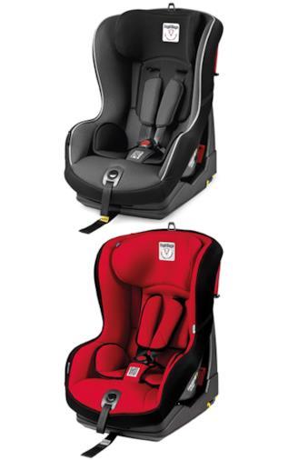 Seggiolino Auto Viaggio 1 Duofix, Tt Black