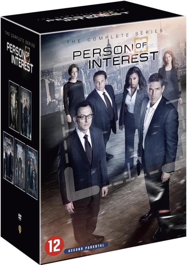Cofanetto DVD di Person of Interest - Seasons 1-5