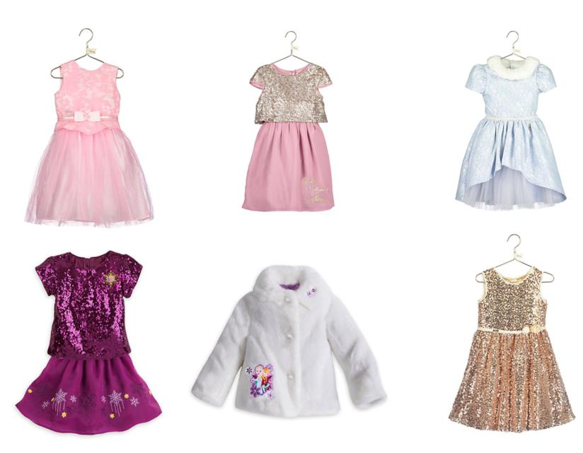 Vestitini da Principesse Disney Store