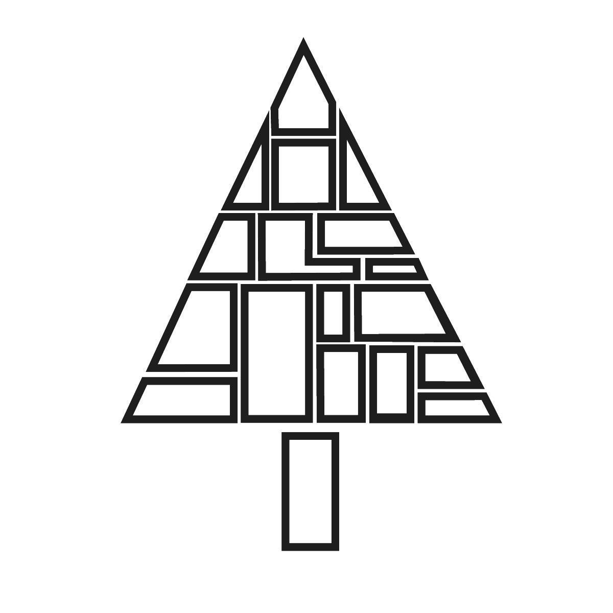 Disegni Di Natale Da Colorare 2019.Albero Di Natale Disegni Da Scaricare Stampare E Colorare