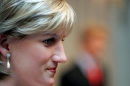 Principessa Diana in primo piano
