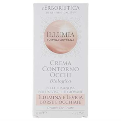 """Crema Contorno Occhi Biologica 15 ml """"Illumia"""""""