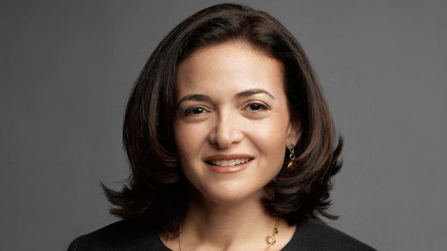 Sheryl Sandberg è sul podio della classifica Forbes delle donne di potere 2017