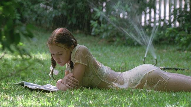 Dominique Swain nel film Lolita del 1997