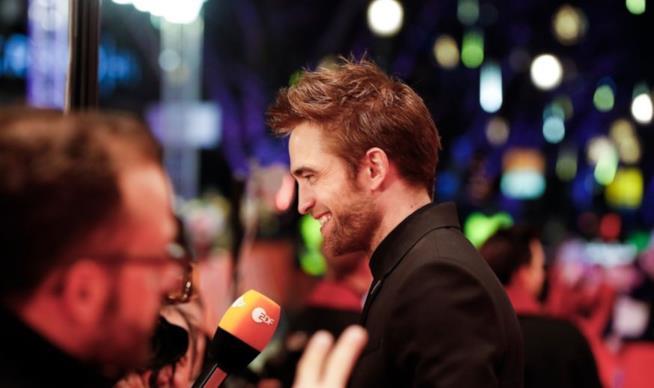 Il profilo di Robert Pattinson