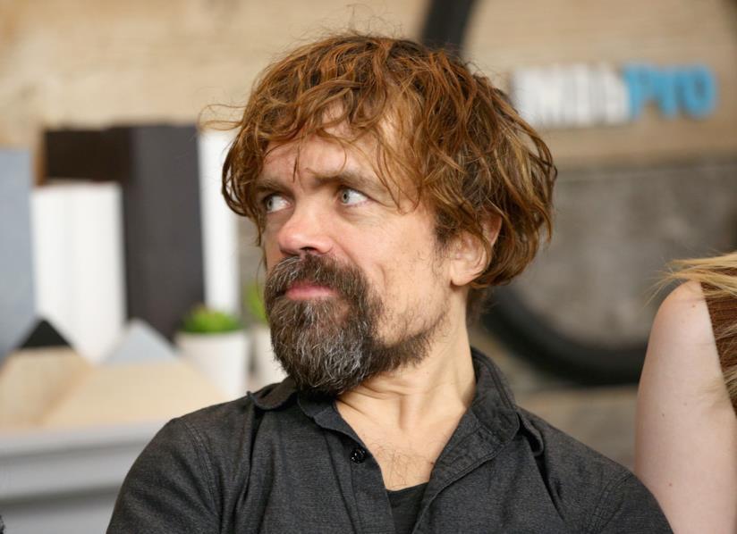 Peter Dinklage di Game of Thrones