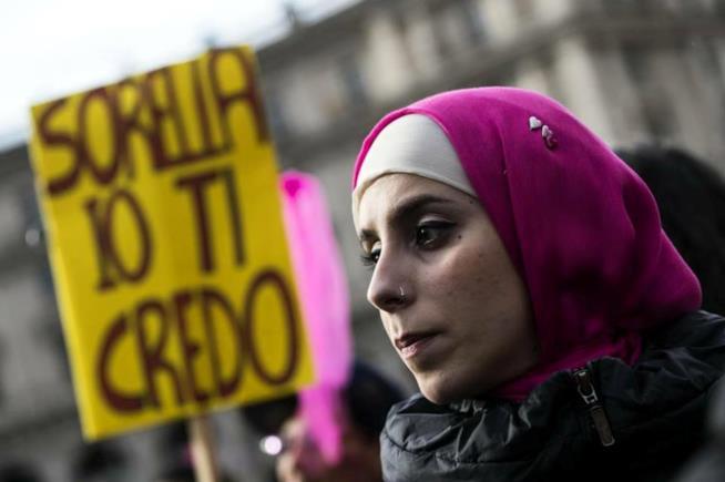 Sveva, femminista islamica
