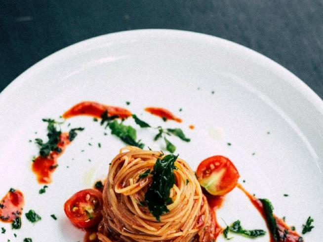 Spaghetti di Konjac con sugo