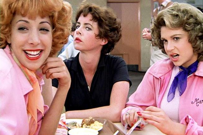 Le Pink Ladies di Grease