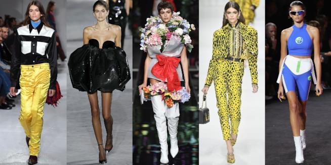 La modella Kaia Gerber sarà una delle protagoniste alla New York Fashion  Week 005939d11ef