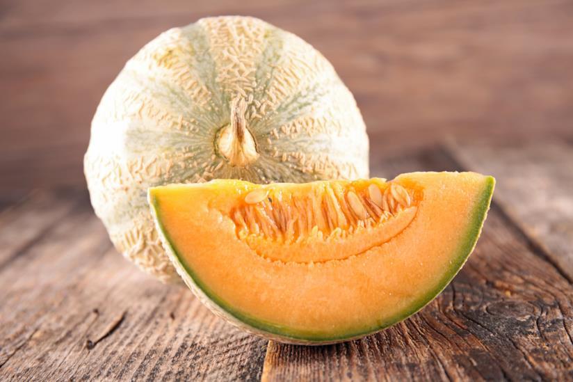 Il melone può essere mangiato sia in piatti salati che dolci